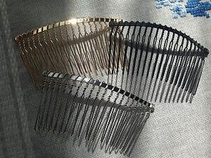 metal hair bs 3 colours bridal prom wedding hair accessories alloy ebay