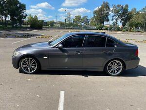 2006 BMW E90 M-sport - Project build