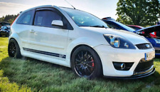 Ford Fiesta ST150 Supercharged 2006 70K 322bhp White Modified FSH