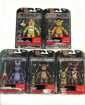 Five Nights At Freddy S Articulated Figures Online Discount Shop For Electronics Apparel Toys Books Games Computers Shoes Jewelry Watches Baby Products Sports Outdoors Office Products Bed Bath Furniture Tools