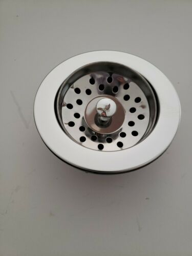 plumbing fixtures home improvement 65jn10081 plastic basket strainer new kitchen sink rv camper