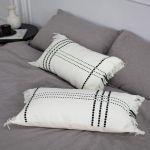 Blue Page Lumbar Small Decorative Throw Pillow Covers For Sofa Couch Bedroom For Sale Online Ebay