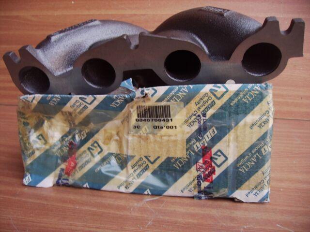 exhaust manifold fits fiat 500 cinquecento seicento panda 46756431