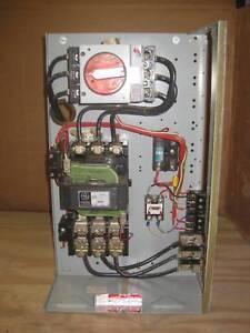 General Electric 7700 Size 3 Breaker MCC Bucket 70A MCCB ...
