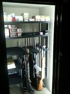 Gun Safe Light The Brightest Led Kit 12v Power Supply Or
