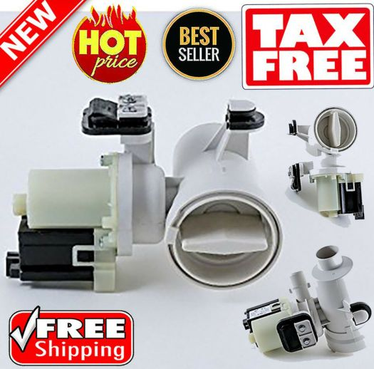 s l1600 - Appliance Repair Parts Washer Water Pump Motor Washing Machine Repair Part Kenmore HE2 Plus 8540028