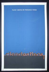 Poster do filme Clandestinos