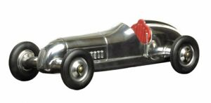G637: Speed Modelcar, Model Race Car, Indianapolis From Barney Grain Red Seat