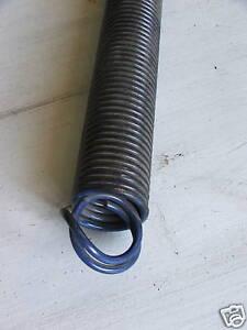 Pair 27-48-140lbs 8' Garage Door Extension Spring Blue w ... on Overhead Garage Door Spring Replacement  id=35497