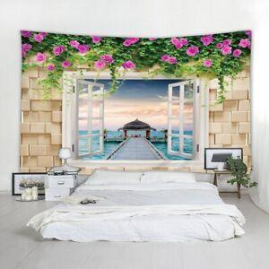 Una camera da letto è il tempio del riposo notturno, pertanto deve. Appeso A Parete Arazzo Camera Da Letto Soggiorno Hotel Decorazioni Da Parete Ebay