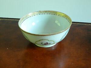 Antique Chinese export Porcelain Bowl
