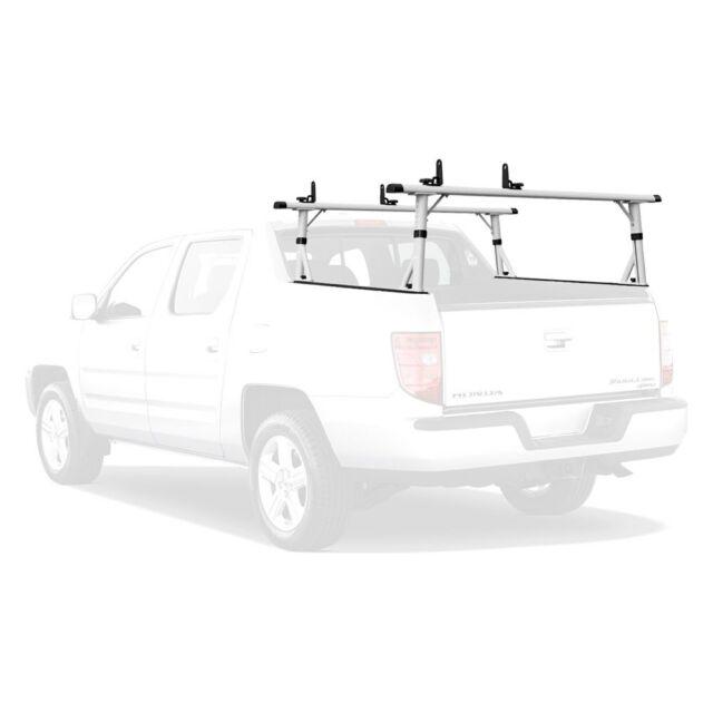 vantech p3000 ladder roof rack aluminum system honda ridgeline 2005 16 silver