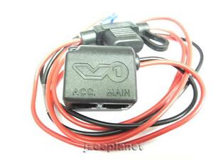 OEM DIRECT HARD WIRE POWER ADAPTER FOR VALENTINE ONE V1