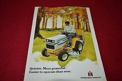 International Harvester Cub Cadet Lawn Garden Tractor