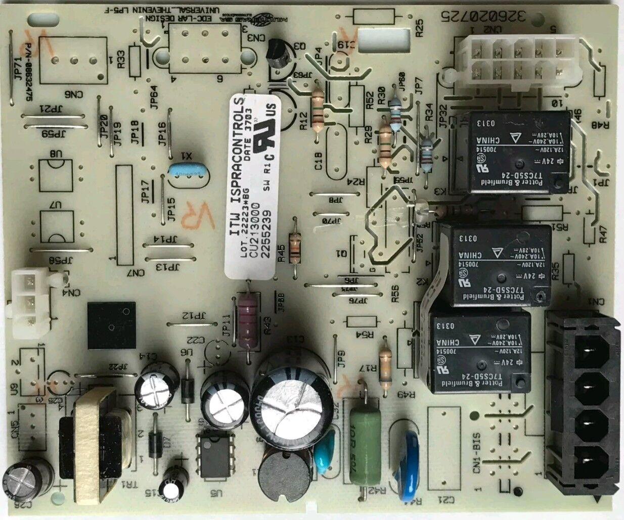 Refurbished Refrigerator control board.
