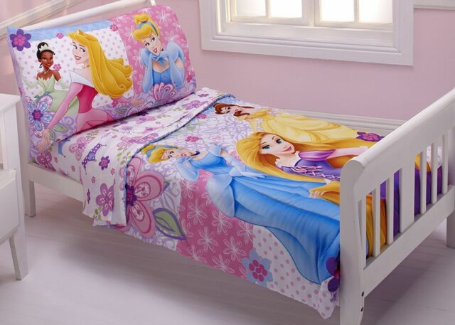 princess bed set for toddlers cheaper