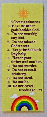 10 commandments bible # 15