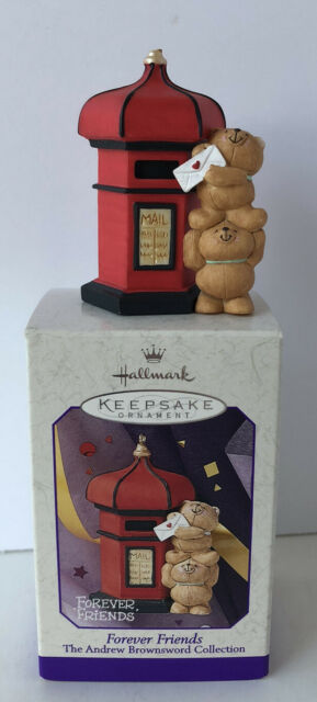 Hallmark Keepsake Ornament Forever Friends Andrew ...