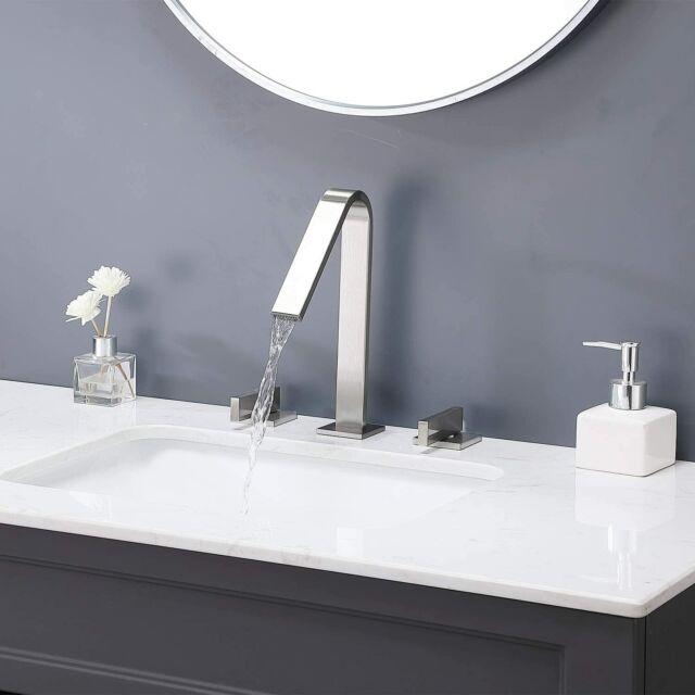 kes bathroom faucet matte black vessel