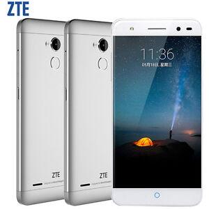 "ZTE Blade A2 MT6750 Octa Core 5"" 4G LTE Smartphone 3GB+32GB Fingerprint Unlocked"