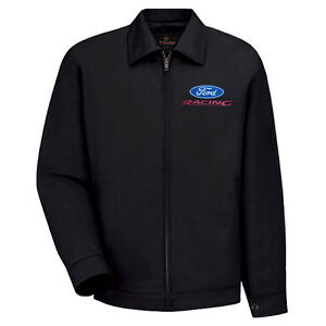 FORD Racing Official Licensed Mechanic Jacket nascar - ALL SIZES   eBay