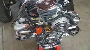 NEW Complete Turn Key Volkswagen 1600cc DUAL Port VW Air