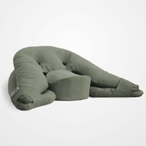 details about green vipassana meditation cushion regular size