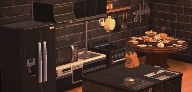Animal Crossing Kitchen Set | eBay on Animal Crossing Kitchen Island  id=47033