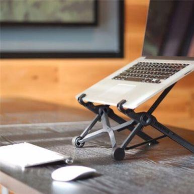 AU-NEXSTAND-Adjustable-Portable-Folding-Laptop-Notebook-Desk-Stand-Mounts-Holder