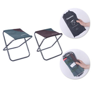 2 Pieces Seat Fold Up Seat Train Travel Chair Small Chair Barbecue Stool Ebay