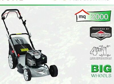 lawnmower briggs stratton cc professional mower steel
