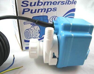 wet saw water pump brick stone saw s3 230v fountain pond ebay