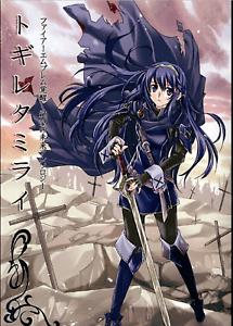 chrom fire emblem hd print anime wall