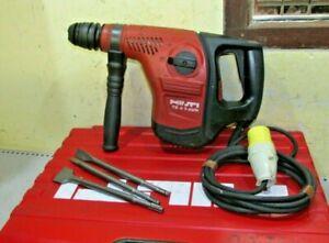 Hilti Te40 Avr Hammer Drill Breaker