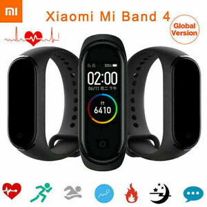 Original Xiaomi Mi Band 4 Global Smart Wristband Bracelet Watch 50m Waterproof