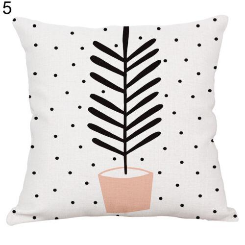 ca linen potted plant cactus throw pillow case decorative cushion cover splendi home decor home decor pillows