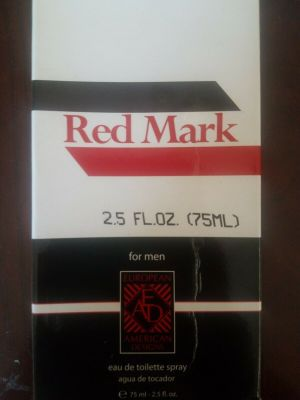 Red Mark Cologne