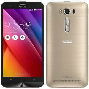 "ASUS ZenFone 2 Laser ZE550KL Gold (Factory Unlocked) 16GB , 5.5"" , 13MP"
