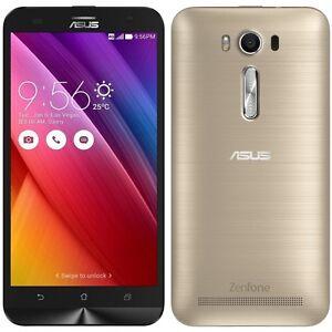 "ASUS ZenFone 2 Laser ZE550KL Gold (Factory Unlocked) 16GB , 5.5"" , 13MP"