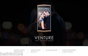 5.0'' Leagoo Venture 1 Android 5.1 Leather 4G Smartphone Octa Core 3GB+16GB GPS