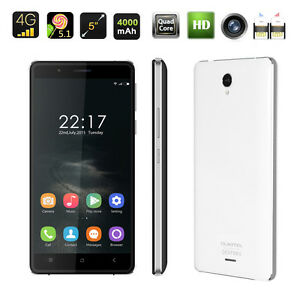 OUKITEL K4000 5'' Android 5.1 Smartphone 4G LTE Quad Core 2GB/16GB 4000mAh BT4.0