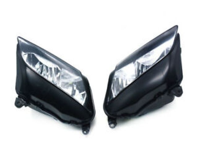 Image Is Loading Front Headlight Headlamp Head Light Lamp Assembly For