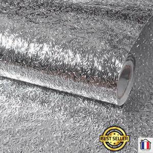 details sur autocollant protection anti graisse anti huile adhesif cuisine meubles 40 300cm