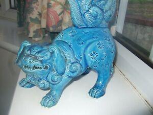 VERY FINE Antique Chinese porcelain Wucai Feng Shui wealth dragon figure.19th c.