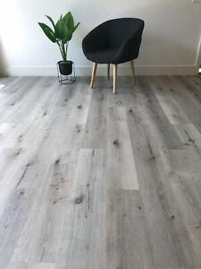 details about snowy oak timber look vinyl plank floors looks real floor easy diy tile 2mm