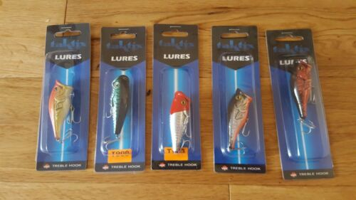Assorted-Taktix-Lure-Pack-of-5-T905-T907-T904-T900-T903