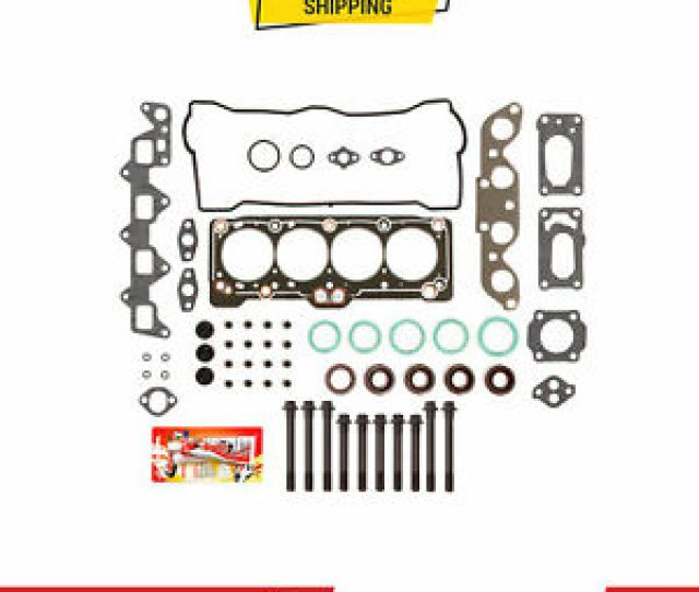 Image Is Loading Head Gasket Bolts Set For 90 93 Geo