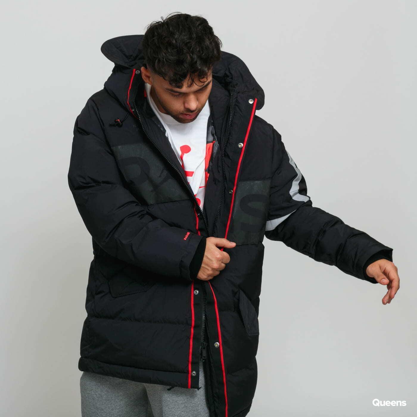 مشهور خل رياضة بدنية psg white puffer jacket