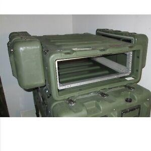 details zu rackmount 03u x24 hardigg mac rack shock mount 19 shockmount case pelican g3