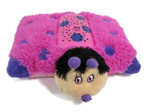 hot pink ladybug pillow pets dream